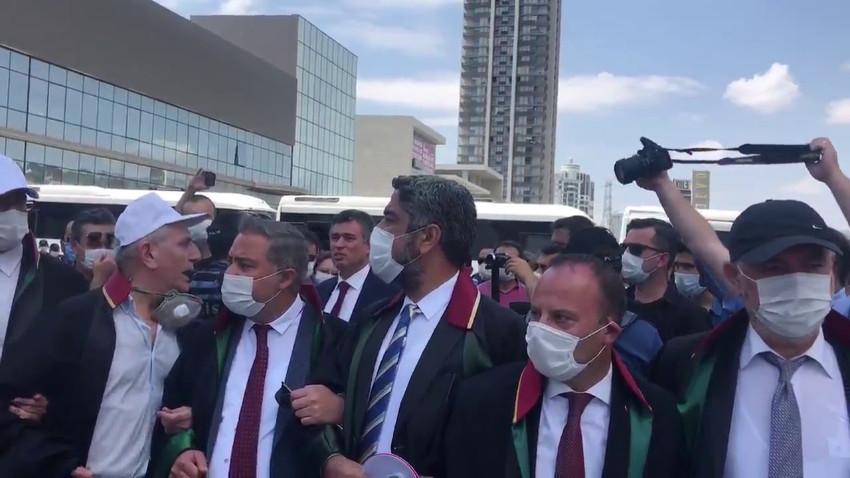 Baro başkanları Metin Feyzioğlu'na sırtını döndü!