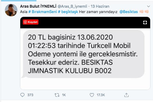 Haluk Levent'ten Beşiktaş'a konser desteği! - Sayfa 1