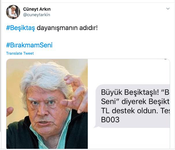 Haluk Levent'ten Beşiktaş'a konser desteği! - Sayfa 3