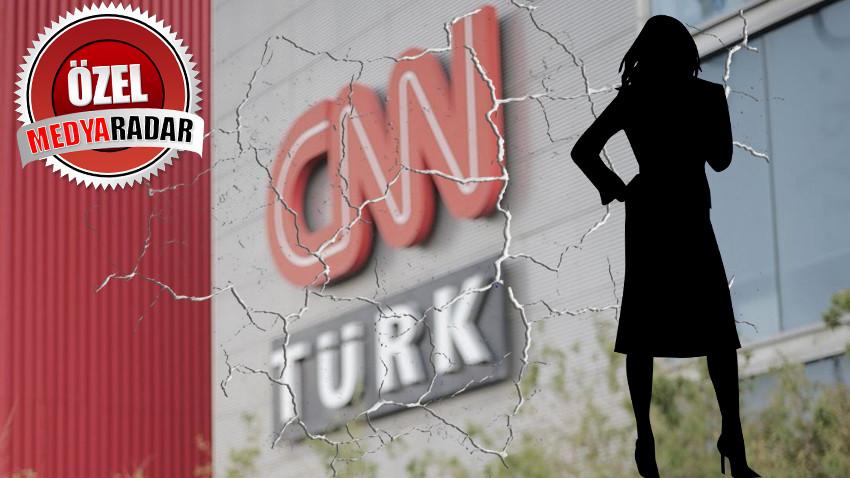 CNN Türk'te büyük kan kaybı! Ünlü ekran yüzünden ayrılık kararı!
