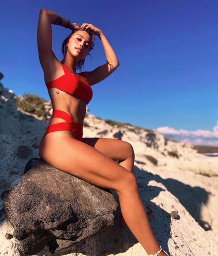 Zeynep Alkan tatil sezonunu Hollandalı sevgilisiyle açtı - Sayfa 2