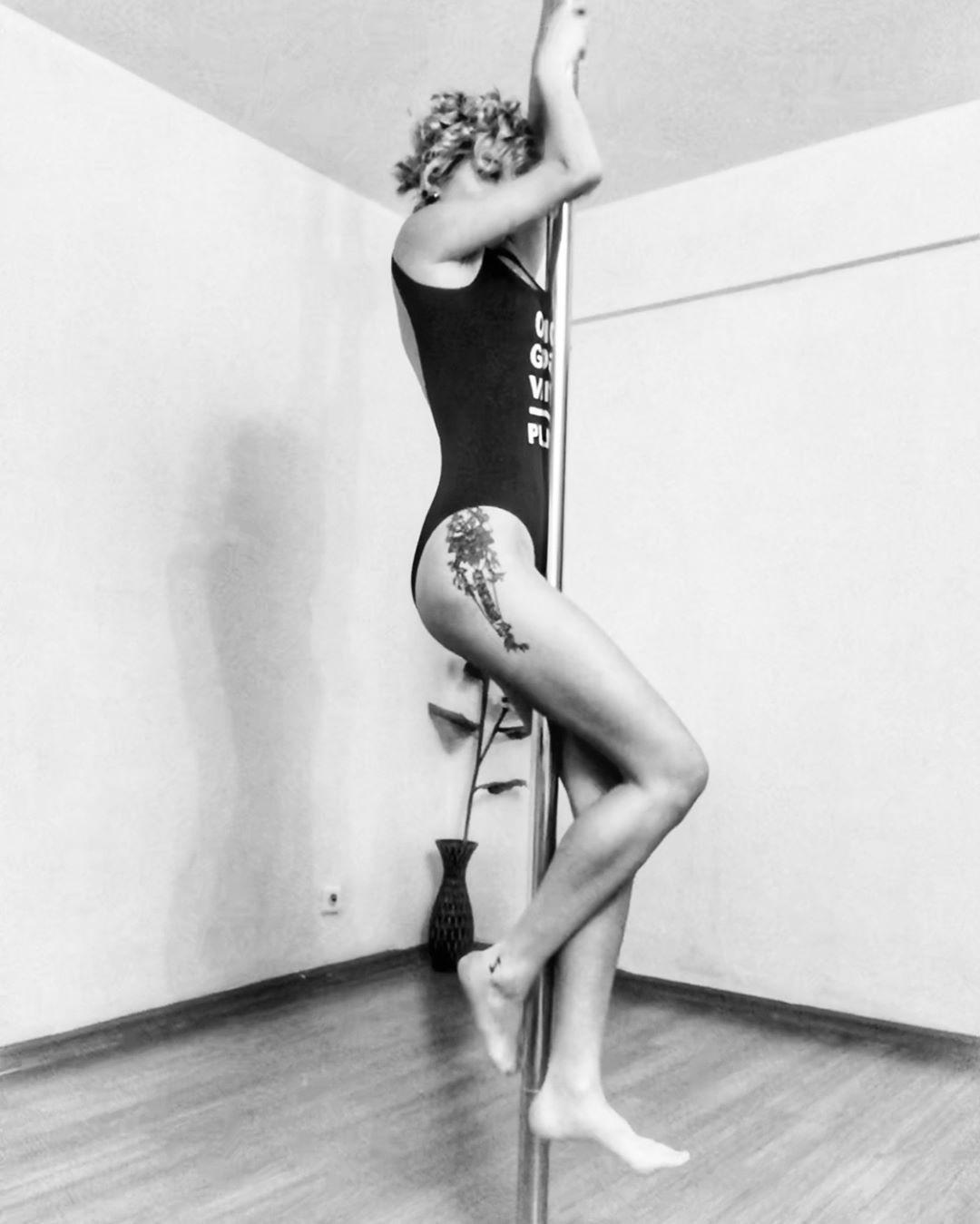 Güliz Ayla'dan yeni direk dansı pozu! Olay oldu - Sayfa 1
