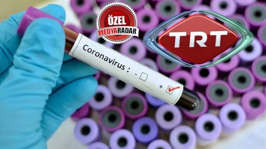 TRT Haber'de iki yeni koronavirüs şoku! Testleri pozitif çıktı!