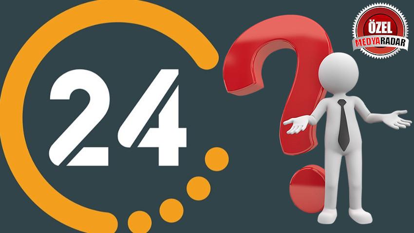 24 TV'den sürpriz üst düzey ayrılık! Hangi isim kanalla yollarını ayırdı?