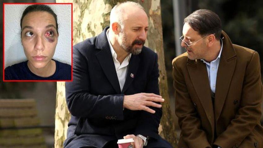Halit Ergenç, sevgilisini döven Ozan Güven'i savundu: Olaydan alnının akıyla çıkacak