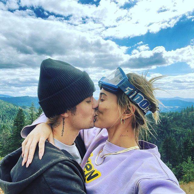 Hailey Baldwin-Justin Bieber çiftinden dudak dudağa poz - Sayfa 3