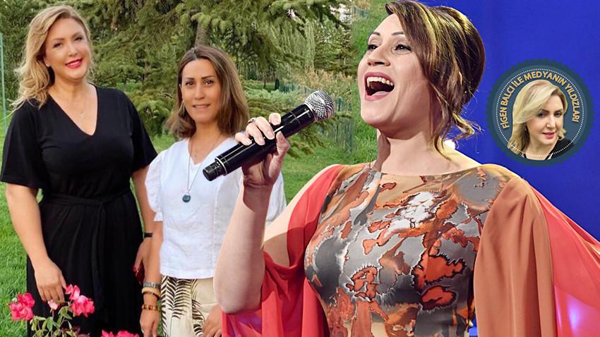 """Azerbaycanlı sanatçı Azerin Medyaradar'a konuştu: """"Çırpınırdın Karadeniz benim alın yazım oldu"""""""