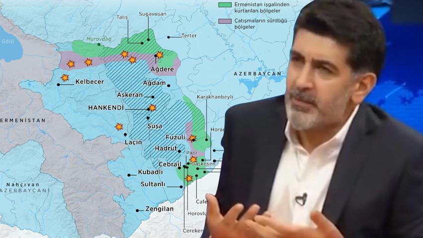Levent Gültekin'den Halk TV'de skandal sözler: Azerbaycan devlet değil aşiret!