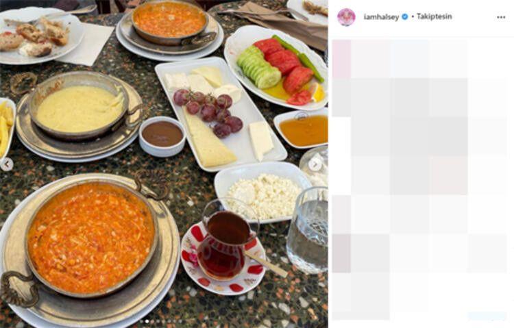 Ünlü şarkıcı Halsey'in İstanbul paylaşımları şaşırtıyor - Sayfa 2