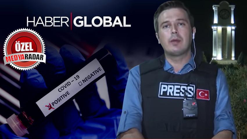 Azerbaycan'daki Haber Global muhabiri de koronavirüse yakalandı