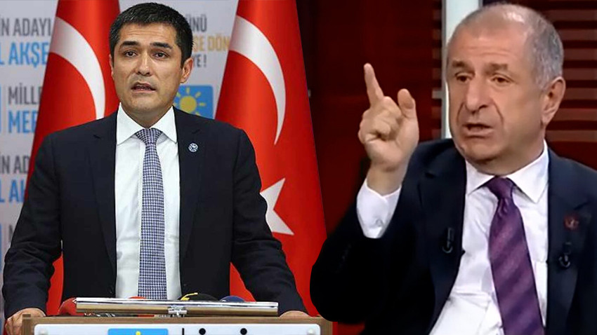İYİ Parti'de Ümit Özdağ depremi: İl başkanı Buğra Kavuncu FETÖ'cü...