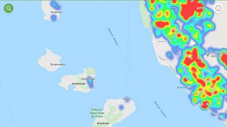 İstanbul koronavirüs haritası şoke etti! İşte ilçelerin durumu... - Sayfa 34