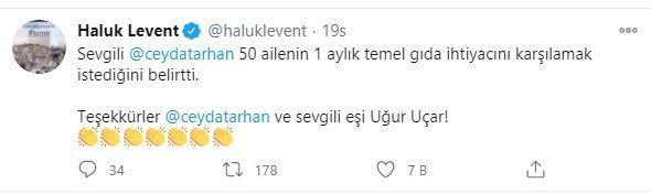 İzmir için hangi ünlü ne kadar bağışta bulundu? Haluk Levent açıkladı - Sayfa 4