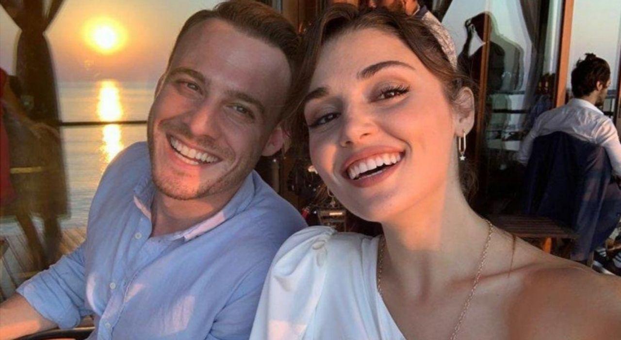 Hande Erçel ve Kerem Bürsin'den aşk açıklaması! - Sayfa 1