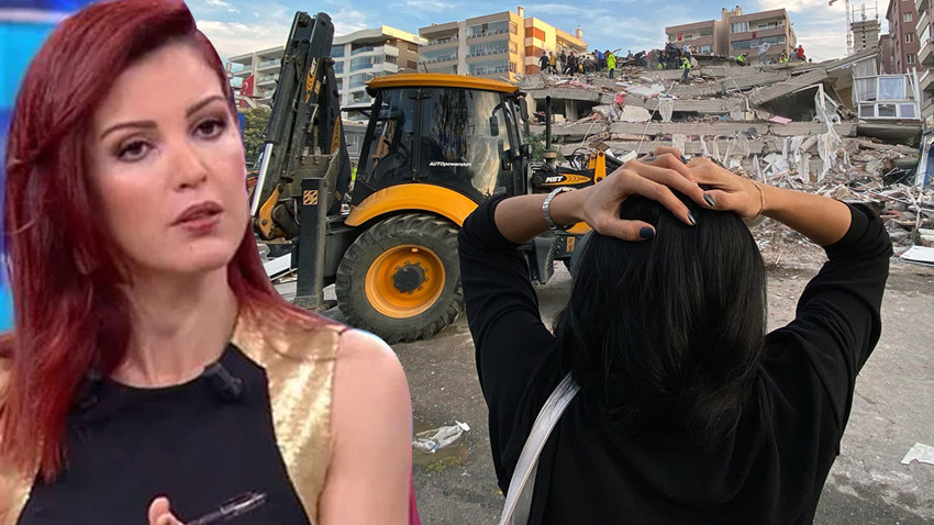 Nagehan Alçı'dan medyaya deprem eleştirisi: Bu ajitasyona artık yeter diyorum