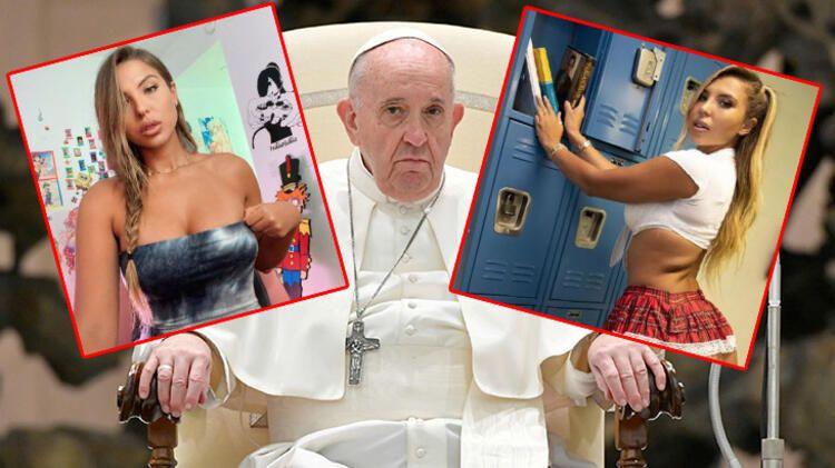 Vatikan'da 'like' soruşturması! Papa o fotoğrafı beğendi, yer yerinden oynadı! - Sayfa 1