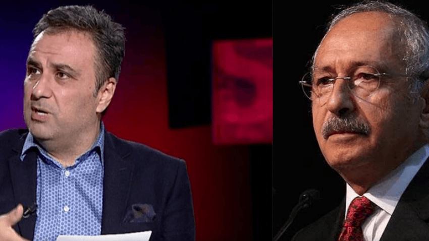 Kılıçdaroğlu'ndan Gürkan Hacır'a 'Halk TV' telefonu