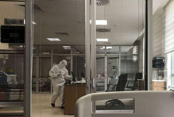 AA foto muhabiri koronavirüs tedavi sürecini çektiği fotoğraflarla anlattı - Sayfa 3