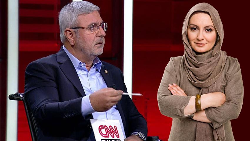 Medya mahallesi fena karıştı! Mehmet Metiner'le Nihal Bengisu Karaca birbirine hakaret yağdırdı!