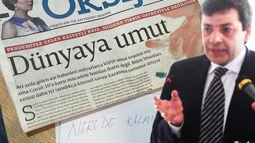 Tayfun Devecioğlu, Oksijen'i anlattı, tüm gazetecilere çağrı yaptı: 'Haberini getir, telifini al'