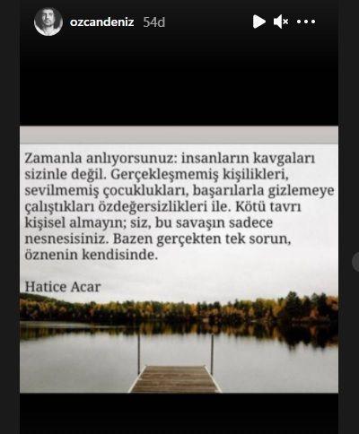 Özcan Deniz'den şiddet iddialarına cevap! - Sayfa 4