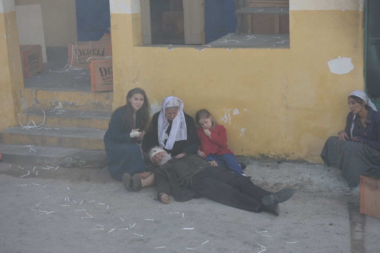 Bir Zamanlar Kıbrıs dizisinden ilk kareler! - Sayfa 4