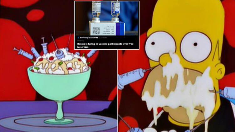 Simpsonlar yine bildi herkes hayrete düştü! Bu kehanet de tuttu... - Sayfa 1