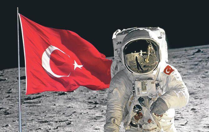 Meğer Türkler çoktan uzaya gitmiş! İşte Yeşilçam'a damga vuran yerli uzay filmleri - Sayfa 1