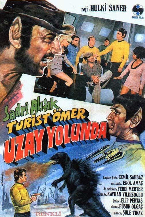 Meğer Türkler çoktan uzaya gitmiş! İşte Yeşilçam'a damga vuran yerli uzay filmleri - Sayfa 2