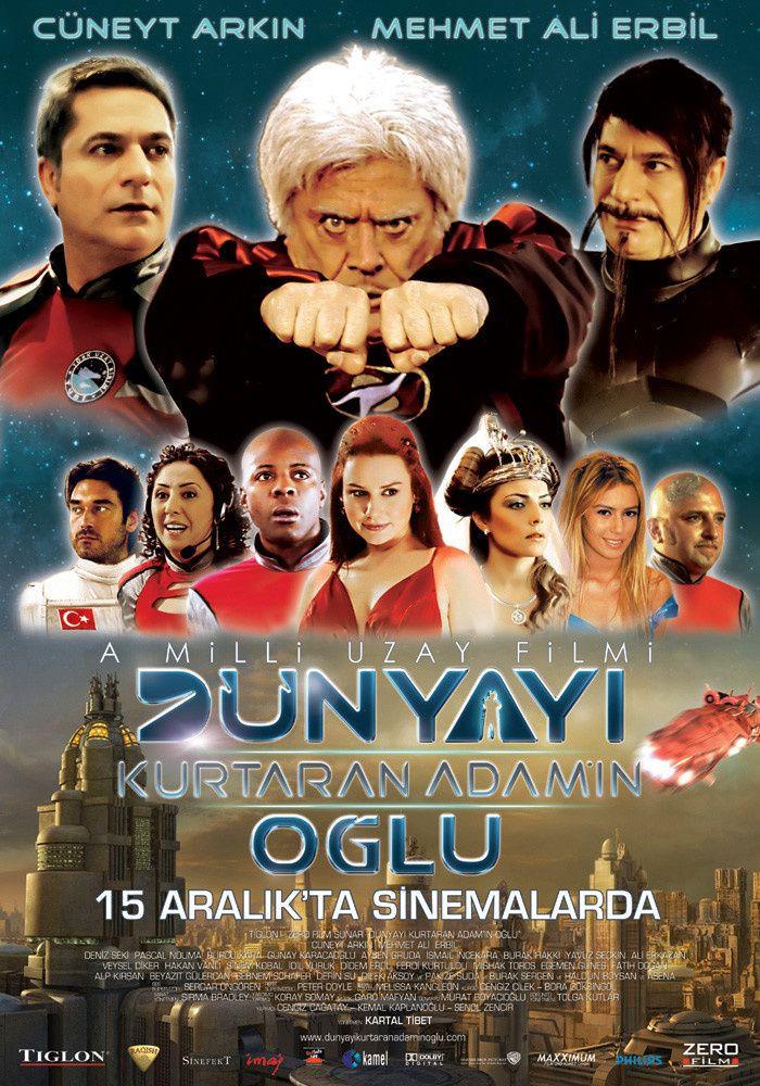Meğer Türkler çoktan uzaya gitmiş! İşte Yeşilçam'a damga vuran yerli uzay filmleri - Sayfa 4