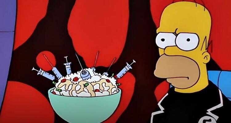 Simpsonlar yine bildi herkes hayrete düştü! Bu kehanet de tuttu... - Sayfa 4