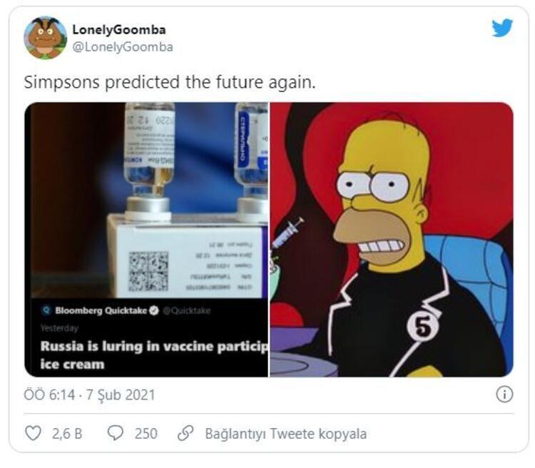 Simpsonlar yine bildi herkes hayrete düştü! Bu kehanet de tuttu... - Sayfa 5