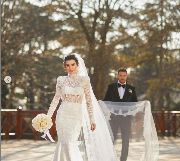 Burcu Kıratlı ile Sinan Akçıl yeniden evlendi - Sayfa 3