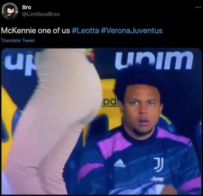 Yıldız futbolcu McKennie, gözlerini Can Yaman'ın sevgilisi Diletta'nın kalçalarından alamadı - Sayfa 6