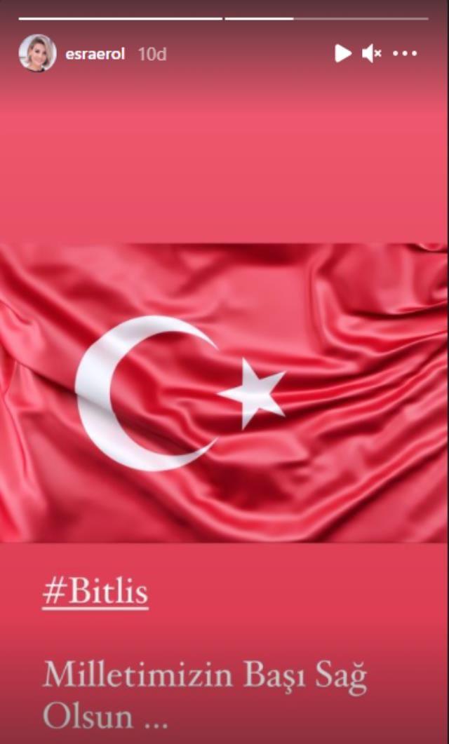 Şehit haberleri yürekleri dağladı! Ünlü isimlerden Bitlis paylaşımları! - Sayfa 3