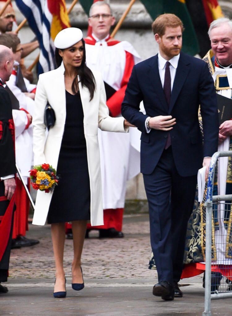 Artık babası para göndermiyor! Prens Harry ve Meghan Markle nasıl geçinecek? - Sayfa 1