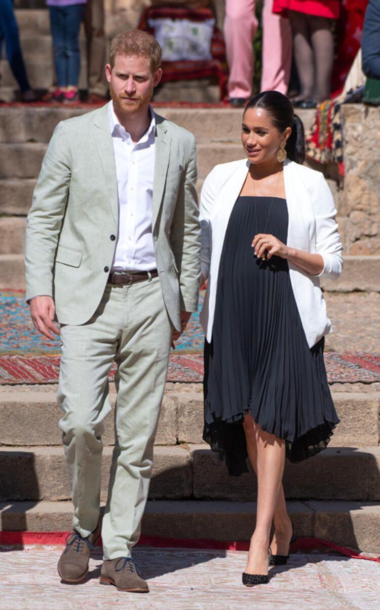 Artık babası para göndermiyor! Prens Harry ve Meghan Markle nasıl geçinecek? - Sayfa 4