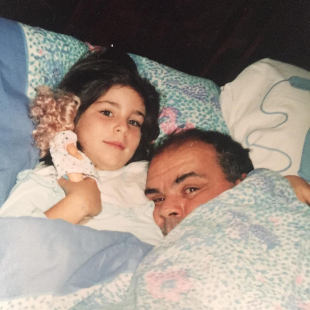 """Rasim Öztekin'in kızından duygusal paylaşım! """"O minik kız çocuğu..."""" - Sayfa 4"""