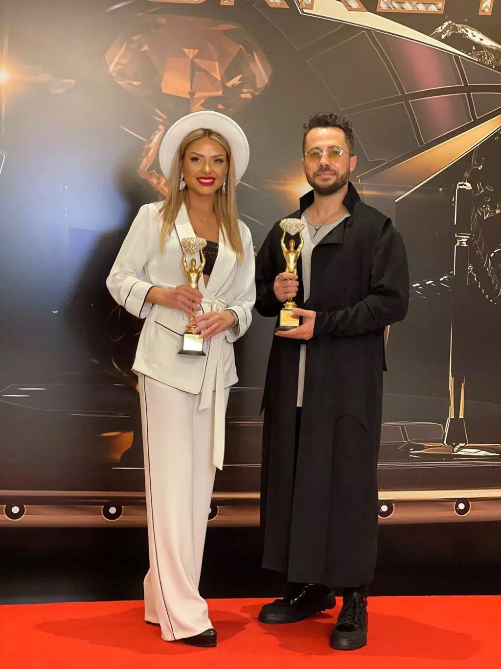 Ünlü sunucu Medina Abdullayeva yılın en iyisi seçildi - Sayfa 4