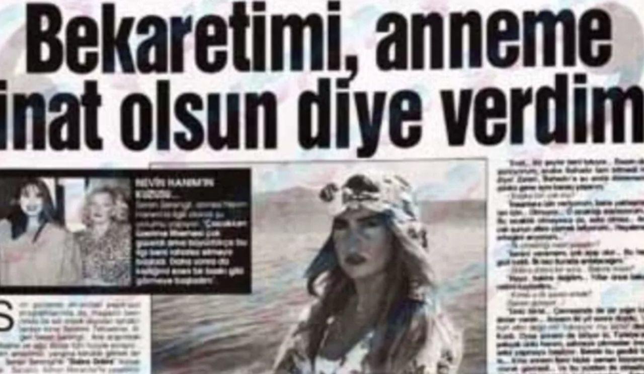 Seren Serengil'in 'bekaret' itirafı yeniden gündem oldu! - Sayfa 4