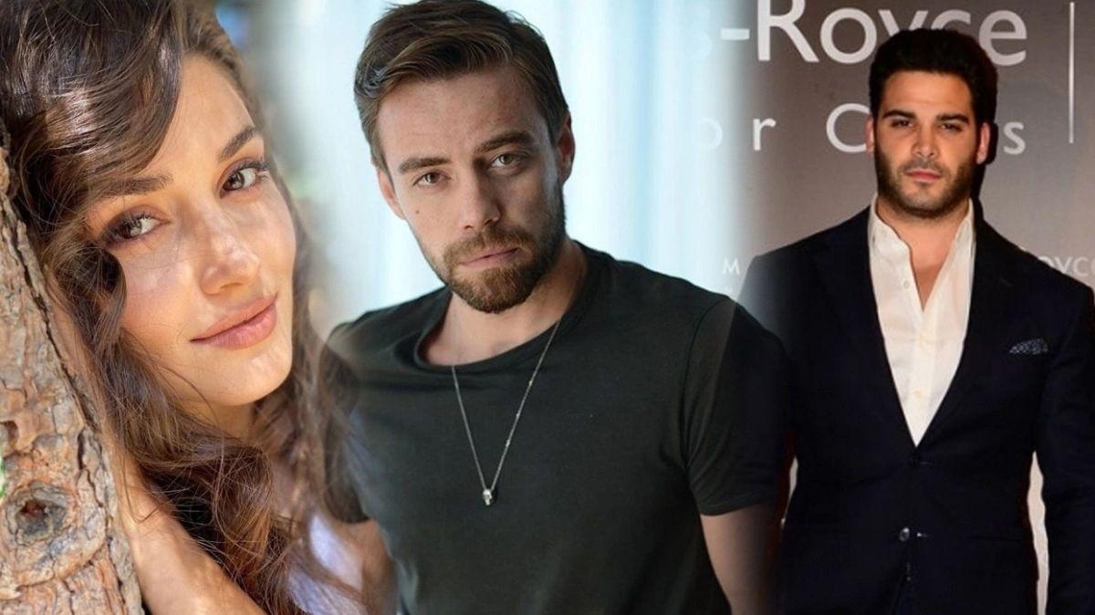 Hande Erçel'in yeni aşkının olay görüntüleri! İki Murat aynı uçakta! - Sayfa 4
