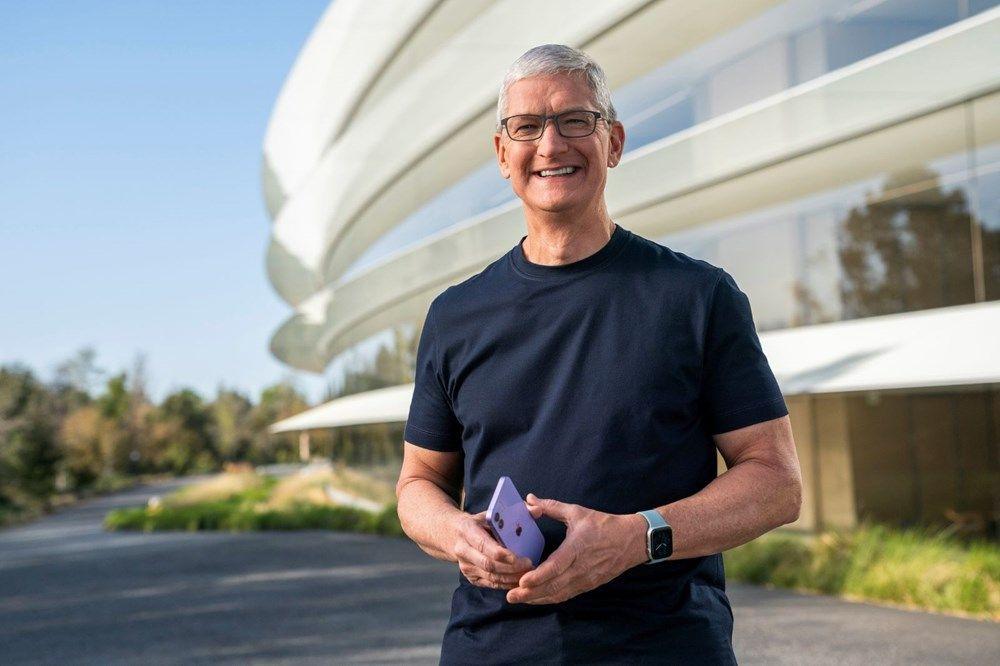 Apple'dan tasarım devrimi! Yeni modelini resmen tanıttı - Sayfa 1