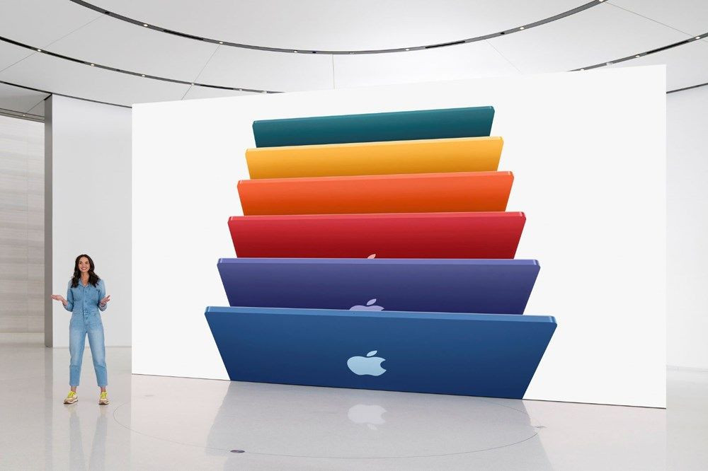 Apple'dan tasarım devrimi! Yeni modelini resmen tanıttı - Sayfa 3