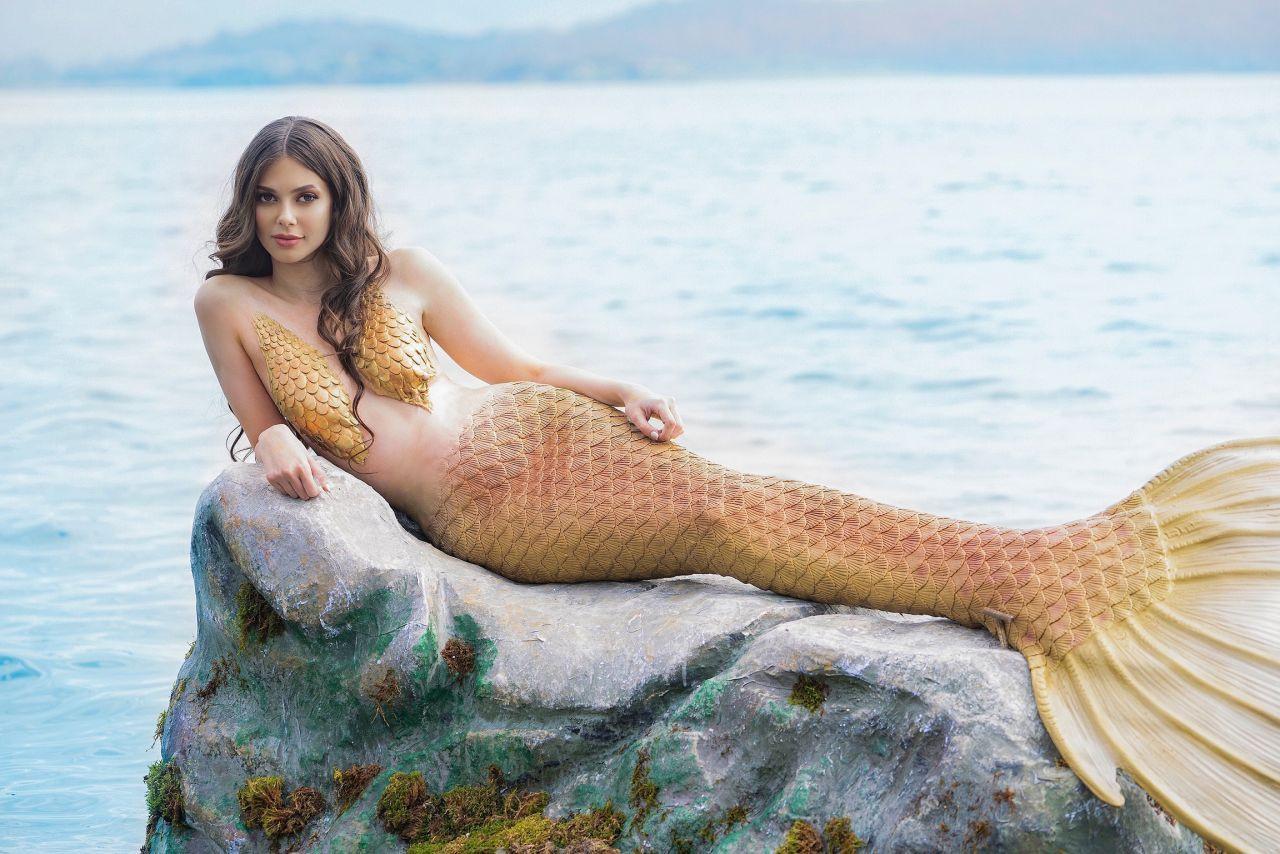 Deren Talu, Doğu dizisine 'deniz kızı' olarak konuk olacak - Sayfa 2