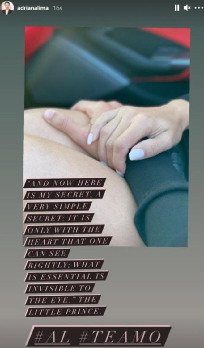 Adriana Lima'dan gizemli paylaşım! Yeni bir aşka yelken açtı! - Sayfa 2