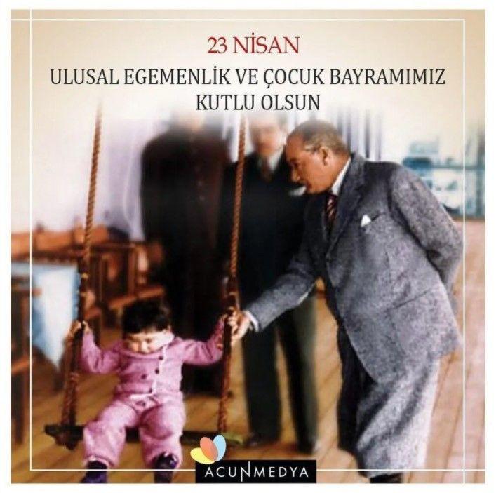 Ünlülerden 23 Nisan mesajı! 'Türk çocuğu ecdadını tanıdıkça...' - Sayfa 4