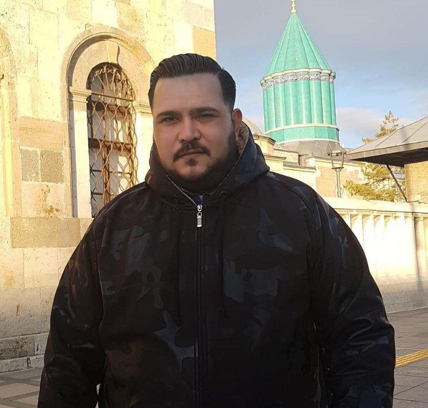 Rap müziğin sevilen ismi Yener Çevik'ten çarpıcı açıklama: 1,5 yılda 185 kilo verdim - Sayfa 1