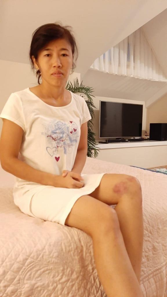 Özcan Deniz'in eski eşi hakkında flaş iddia: Bakıcısına şiddet mi uyguladı? - Sayfa 2