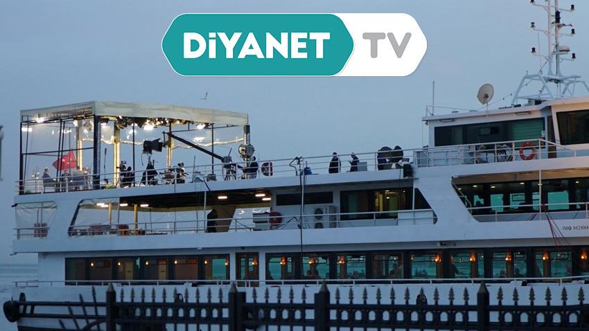 Diyanet TV'den lüks teknede program! Günlük kirası pes dedirtti!