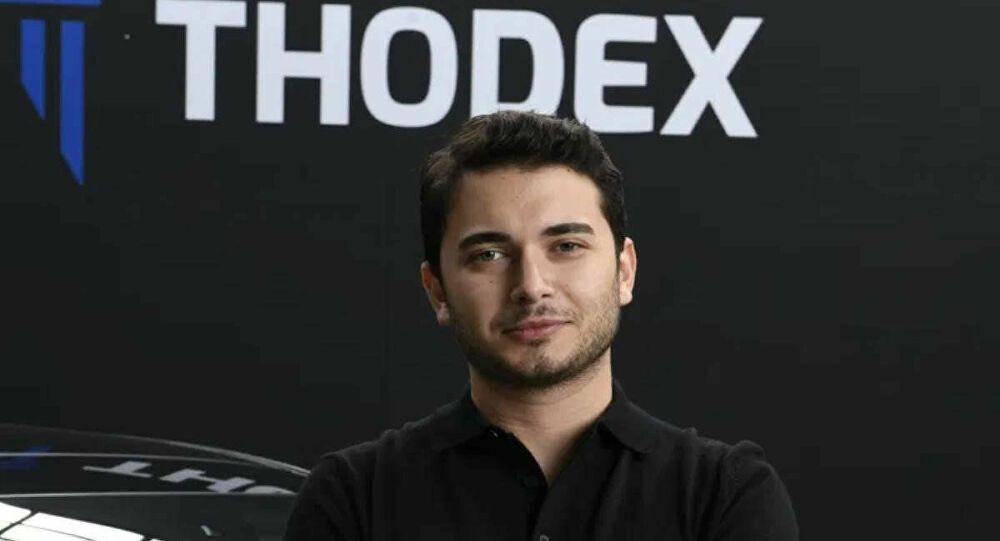 Thodex'in CEO'su Faruk Fatih Özer lüks yatta sefa yapıyor - Sayfa 2